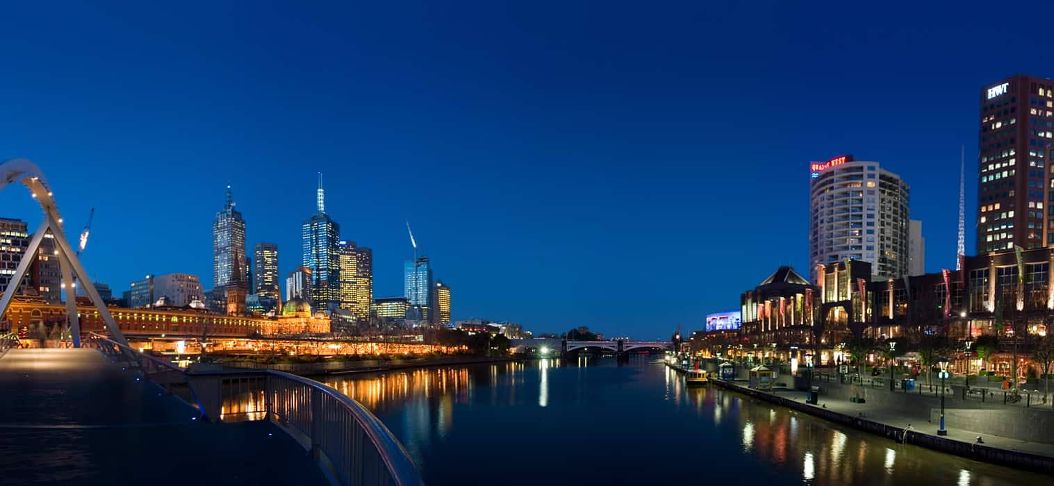 Melbourne Australia Travel